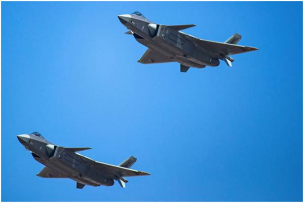 解放军歼-20进驻衢州机场,若进攻台湾20分钟内就能飞抵台湾上空轰炸